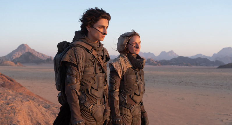 MORE DUNE PIX: LOOKING GOOD