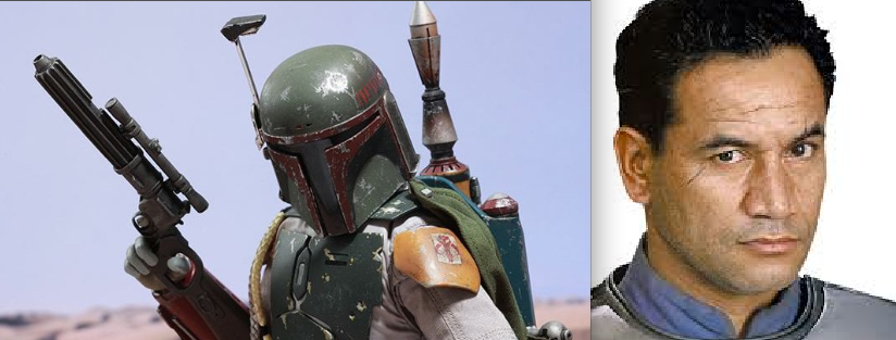 "TEMUERA MORRISON RETURNS AS ""BOBA FETT' IN 'THE MANDALORIAN'"