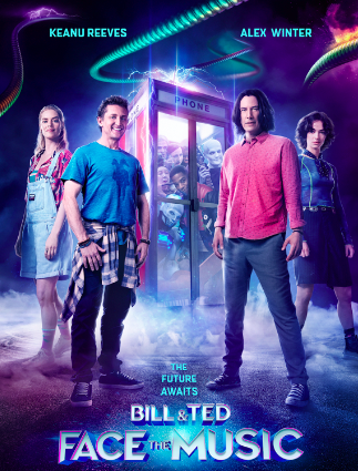 'BILL & TED FACE THE MUSIC' GETS A NEW TRAILER
