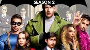 UMBRELLA ACADEMY: Season 2 Trailer