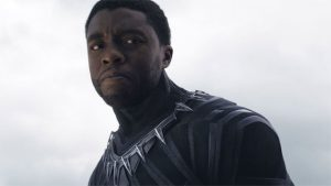 BLACK PANTHER STAR 'CHADWICK BOSEMAN' PASSES AWAY AT 43