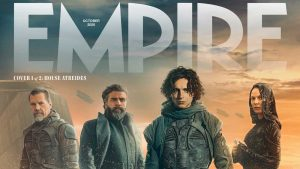 DUNE: THE 'EMPIRE' COVERS