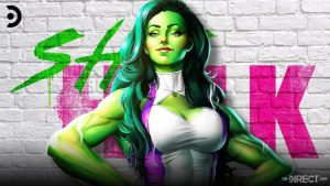 THE NEW 'SHE-HULK' USED TO BE 'ORPHAN BLACK'