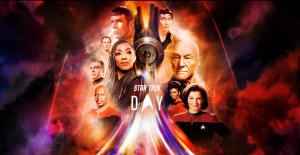 STAR TREK DAY:  THE PANELS