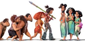 THERE'S A 'CROODS' 2? AND IT GETS A TRAILER? NOW?