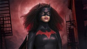 THE CW: BATWOMAN GETS A NEW LOOK