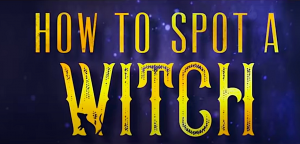 'THE WITCHES' – A NEW INTRO TRAILER
