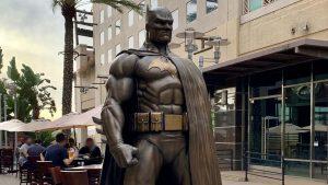 BATMAN MOVES FROM GOTHAM TO BURBANK, CALIFORNIA