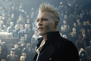 FANTASTIC BEASTS 3: JOHNNY DEPP ASKED TO RESIGN
