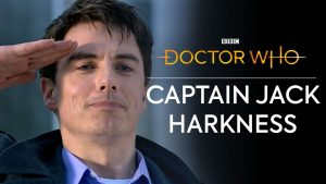 'DOCTOR WHO' HOLIDAY SPECIAL: CAPTAIN JACK HARKNESS IS BACK