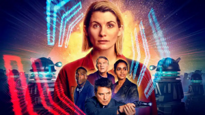 DOCTOR WHO: IT'S TIME FOR THE NEW YEAR'S DAY SPECIAL