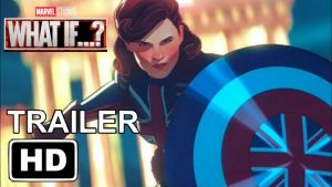 """DISNEY+ ANIMATED SERIES """"WHAT IF…?"""" GETS A TRAILER"""