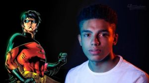 HBO MAX: 'TITANS' CAST THEIR TIM DRAKE – RED ROBIN