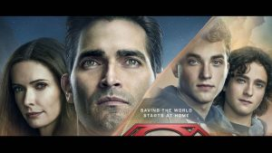 SUPERMAN AND LOIS: A NEW FAMILY POSTER