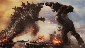 'GODZILLA VS KONG' TRAILER: KAIJU CLASH!