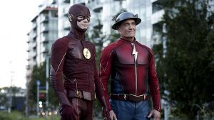 THE FLASH: 'JAY GARRICK' CROSSES OVER TO 'STARGIRL'