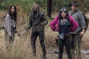 AMC: THE WALKING DEAD'S BACK TO WORK SPECIAL