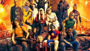 WB: 'THE SUICIDE SQUAD' TRAILER IS HERE!