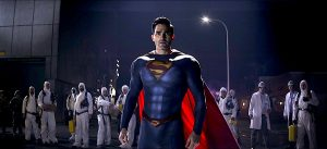 SUPERMAN & LOIS: PROMO/PIX FROM TONIGHT'S NEW EPISODE