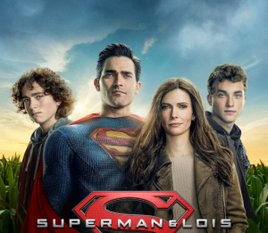 SUPERMAN & LOIS: THE MOST STREAMED PREMIERE IN CW HISTORY