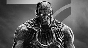 DARKSEID POSTER/PROMO: ZACK SNYDER'S JUSTICE LEAGUE