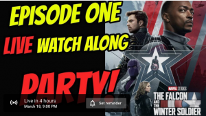 THE FALCON AND THE WINTER SOLDIER: PRE-SHOW & WATCH ALONG
