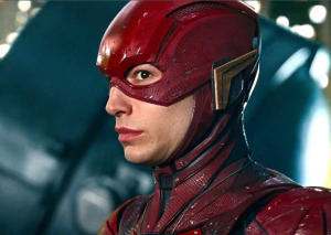 THE FLASH FILM: EZRA MILLER WILL CALL HIM DADDY!