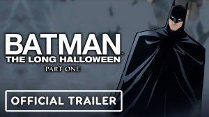"DC ANIMATION: ""BATMAN – THE LONG HALLOWEEN"" Pt. ONE"