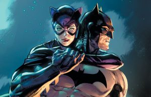 """DC Says That BATMAN Would Never """"Go Down"""" on CATWOMAN"""