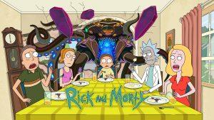 'RICK & MORTY' SEASON 5: TWO-MINUTE CLIP