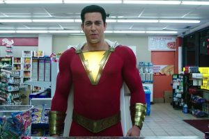 SHAZAM'S OVERINFLATED SUIT GETS AN UPGRADE IN THE SEQUEL